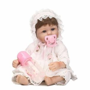 リボーンドール リアル 赤ちゃん人形 トドラードール ベビードール 40cm 高級 かわいい 衣装・おしゃぶり・哺乳瓶付き 乳児 新生児 ba30