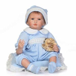 リボーンドール リアル 赤ちゃん人形 トドラードール ベビードール 55cm 高級 かわいい 衣装付 お洋服 ba54