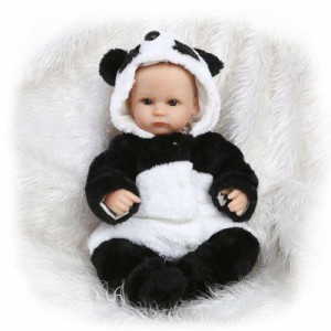 リボーンドール リアル 赤ちゃん人形 トドラードール ベビードール 40cm 高級 かわいい 衣装・哺乳瓶付き パジャマ ba74