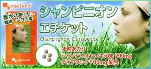お徳用シャンピニオンエチケット(約3ヶ月分)3150円以上送料無料 激安 サプリメント デオドラント エチケット 爽やか