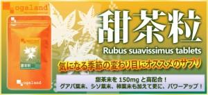 甜茶粒(約1ヶ月分)3150円以上送料無料 花粉 スギナ茶 季節 マスク サプリメント 激安 対策 ポリフェノール