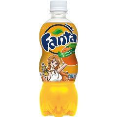 【訳あり】ファンタ オレンジ PET (500mL*24本入)(発送可能時期:3-7日(通常))[炭酸飲料]
