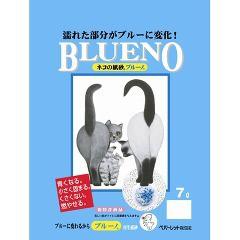 猫砂 紙 ブルーノ(7L)(発送可能時期:1-5日(通常))[猫砂・猫トイレ用品]