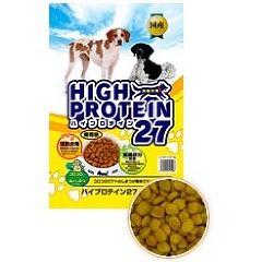 ハイプロテイン27(8kg)(発送可能時期:3-7日(通常))[ドッグフード(ドライフード)]