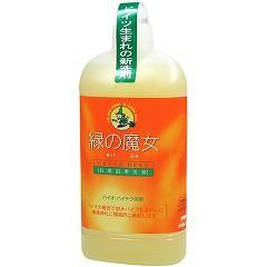 緑の魔女 バス用洗剤(420mL)(発送可能時期:3-7日(通常))[お風呂用洗剤]