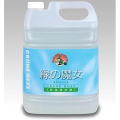 緑の魔女 ランドリー 業務用(5L)(発送可能時期:3-7日(通常))[洗濯洗剤(液体)]