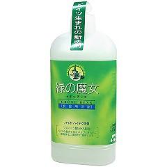 緑の魔女 キッチン(420mL)(発送可能時期:3-7日(通常))[食器用洗剤]