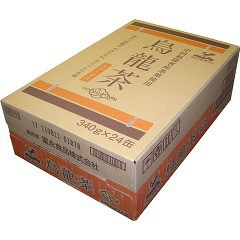 神戸居留地 烏龍茶(340g*24本入)(発送可能時期:1-5日(通常))[烏龍茶(ウーロン茶)]