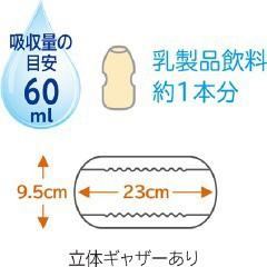 ネピア インナーシート60(20枚入)(発送可能時期:1週間-10日(通常))[軽失禁用品]