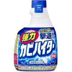 強力カビハイター つけかえ用(400mL)(発送可能時期:3-7日(通常))[お風呂用カビ取り・防カビ剤]