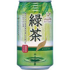 神戸居留地 緑茶(340g*24本入)(発送可能時期:3-7日(通常))[緑茶]