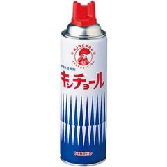 キンチョール ハエ・蚊殺虫剤スプレー(450mL)(発送可能時期:3-7日(通常))[殺虫剤 ハエ]