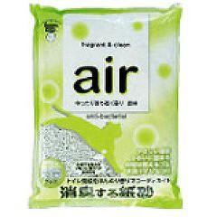 猫砂 air消臭する猫砂森林(6L)(発送可能時期:3-7日(通常))[猫砂・猫トイレ用品]