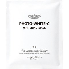 ドクターシーラボ フォトホワイトC 薬用ホワイトニングマスク(5枚入)(発送可能時期:3-7日(通常))[シートマスク]