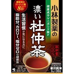 小林製薬 濃い杜仲茶 煮出し用(3g*30袋入)(発送可能時期:3-7日(通常))[ダイエットフード その他]