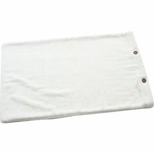 京都西川 ピローケース 45*65cm 1-KP-3000 アイボリー(1枚入)(発送可能時期:1週間-10日(通常))[毛布]