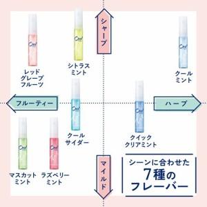 オーラツーミー 薬用マウススプレー クールサイダー(6mL)(発送可能時期:1週間-10日(通常))[マウススプレー]