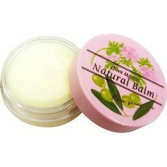 オリーブマノン ナチュバーム ローズゼラニウムの香り(10mL)(発送可能時期:通常3-5日で発送予定)[リップバーム]