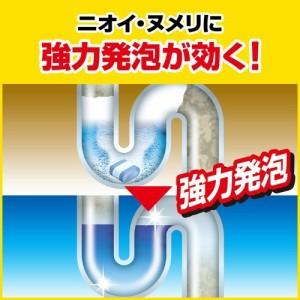 パイプユニッシュ 2色でポン(5.5g*12錠入)(発送可能時期:3-7日(通常))[排水口つまり・ヌメリとり]