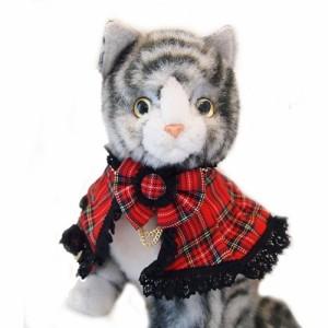 猫ちゃんのコスプレ アリスちゃんのゴスロリ ケープ(1コ入)(発送可能時期:5-7日(通常))[猫の洋服]
