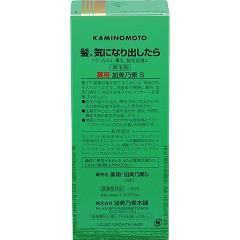 薬用加美乃素 S(180mL)(発送可能時期:3-7日(通常))[発毛剤]