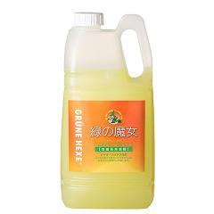 緑の魔女 バス 業務用(2L)(発送可能時期:1週間-10日(通常))[エコ洗剤・環境洗剤]