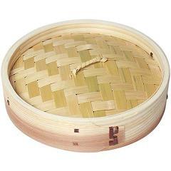 竹の精(Takenosei) 中華せいろ 直径24cm 蓋 19006A(1コ入)(発送可能時期:1週間-10日(通常))[調理器具 その他]