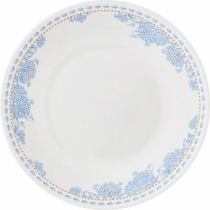 コレール MSNY スカイガーデン パスタプレート ブルー(1枚入)(発送可能時期:通常5-7日で発送予定)[食器・カトラリー その他]