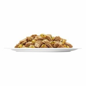 フィリックス 我慢できない隠し味ゼリー ゼリー仕立て チキン&ほうれん草味(70g)(発送可能時期:3-7日(通常))[キャットフード(ウェット)]