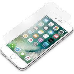 iPhone7用 液晶保護フィルム さらさら PG-16MTA01(1枚入)(発送可能時期:1週間-10日(通常))[液晶保護フィルム]