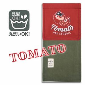 ペーパーホルダーカバー &Green TOMATO(1枚入)(発送可能時期:1週間-10日(通常))[トイレ用品 その他]