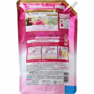 ソフラン アロマリッチ スカーレット ハッピーフルーティアロマの香り 詰替用特大(1210mL)(発送可能時期:通常1-5日で発送予定)[柔軟剤]