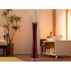 スリムタワー加湿器 デコール レッド(1セット)(発送可能時期:1週間-10日(通常))[加湿器]