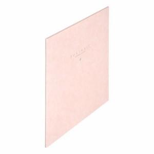 ハクバ スリムスクウェア台紙 A4D 1面 ピンク MSL-PSQA4D-1(1冊)(発送可能時期:3-7日(通常))[映像関連 その他]