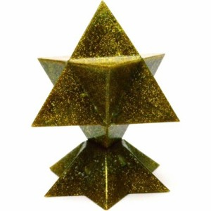 オルゴナイト マカバ用スタンド ゴールド ct23-2(1コ)(発送可能時期:1週間-10日(通常))[CDソフト]