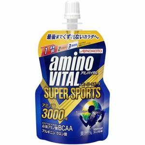 アミノバイタル ゼリー スーパースポーツ(100g*6コ入)(発送可能時期:3-7日(通常))[アミノ酸 ゼリー]