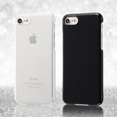 レイ・アウト AppLe iPhone 8/iPhone 7 ハードケース 3Hコート クリア RT-P14C3/CM(1コ入)(発送可能時期:1週間-10日(通常))