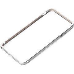 iPhone7用 アルミニウムバンパー シルバー PG-16MBP01SV(1コ入)(発送可能時期:通常1週間-10日で発送予定)[ケース・ジャケット]