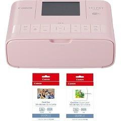 キヤノン コンパクトフォトプリンター セルフィーCP1300 PK カードプリントキット(1台)(発送可能時期:2週間程度(通常))[情報家電]
