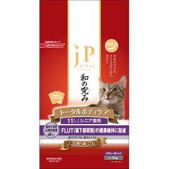 JPスタイル 和の究み トータルボディケア 11歳以上のシニア猫用  (1kg)(発送可能時期:3-7日(通常))[猫用品]