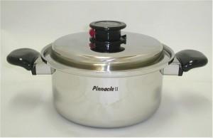 ピナクル2深型両手鍋22cm