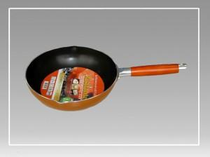 お買い得!調理器具 リストランテシリーズ IH対応 炒め鍋兼用深型フライパン24cm