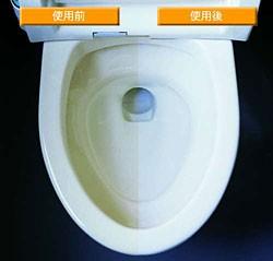 驚異のパワーで汚れを落とす! 「トイレ汚れ一番500ml」