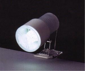 クリップライト(電球型蛍光ランプ付)MCL-27KW