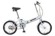 【送料無料】16折りたたみ自転車
