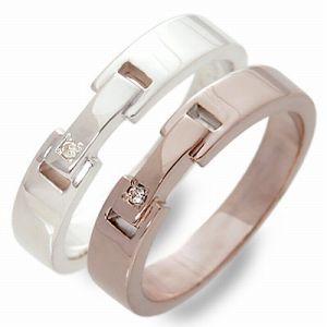 送料無料 HIS jewelry collection シルバー 婚約指輪 結婚指輪 エンゲージリング ペアリング ダイヤモンド ギフト ラッピング 20代 30代