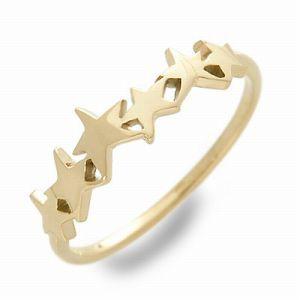 送料無料 Goutte Dor ゴールド リング 指輪 ギフト ラッピング 20代 30代 彼女 レディース 女性 誕生日 記念日 プレゼント グートドール