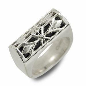 送料無料 Crossten シルバー リング 指輪 ギフト ラッピング 20代 30代 彼女 レディース 女性 誕生日 記念日 プレゼント クロステン