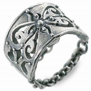 送料無料 Kalico Lucy シルバー リング 指輪 ギフト ラッピング 20代 30代 彼氏 メンズ 誕生日 記念日 プレゼント カリコルーシー