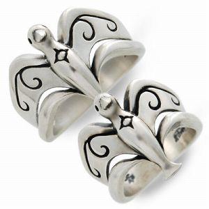 送料無料 Kalico Lucy シルバー 婚約指輪 結婚指輪 エンゲージリング ペアリング ギフト ラッピング 20代 30代 彼女 彼氏 レディース メ